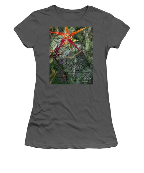 Strange Universe Women's T-Shirt (Athletic Fit)