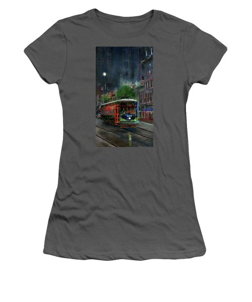 Street Car 905 Women's T-Shirt (Athletic Fit)