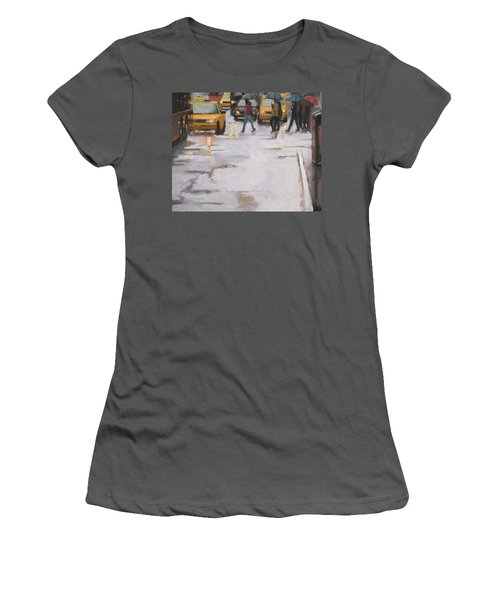 Street Wise Women's T-Shirt (Athletic Fit)