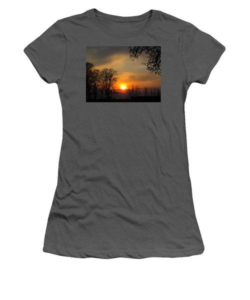 Striking Beauty Women's T-Shirt (Athletic Fit)