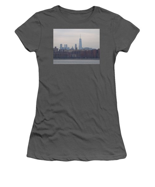 Stuy Town Women's T-Shirt (Athletic Fit)