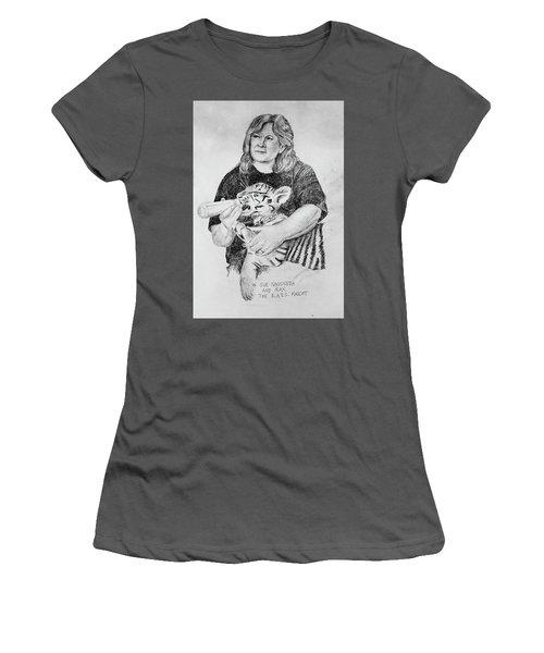 Sue Nassivera Women's T-Shirt (Athletic Fit)