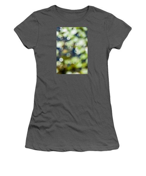 Summer Glitter Women's T-Shirt (Athletic Fit)