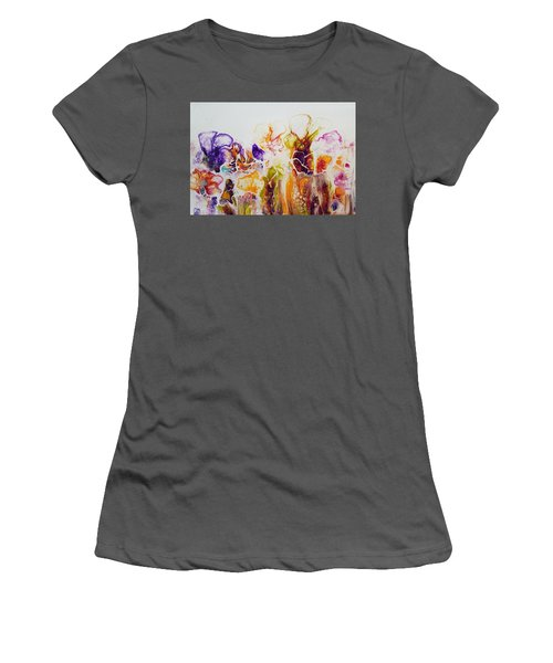 Summer Splendor  Women's T-Shirt (Athletic Fit)