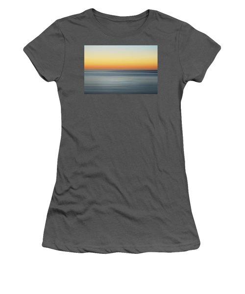 Summer Sunset Women's T-Shirt (Junior Cut) by Az Jackson
