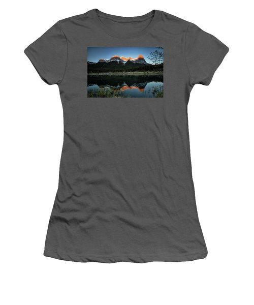 Sun Peaks Women's T-Shirt (Athletic Fit)
