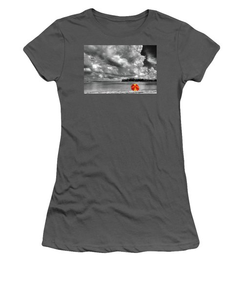 Sun Shade Women's T-Shirt (Athletic Fit)