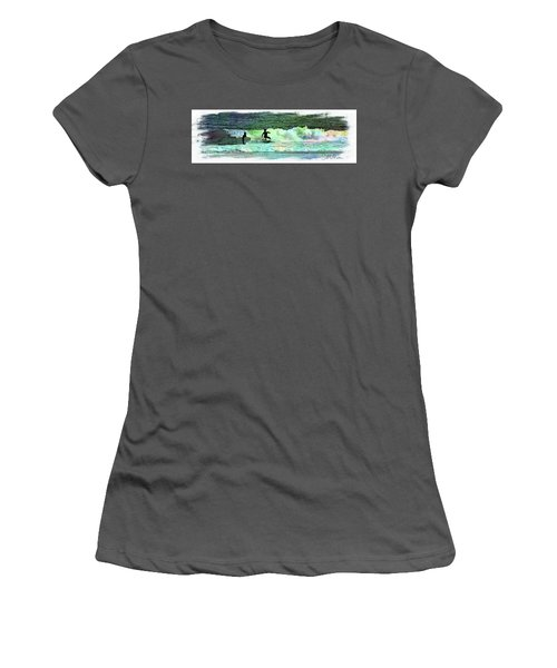 Sunday Afternoon Women's T-Shirt (Athletic Fit)