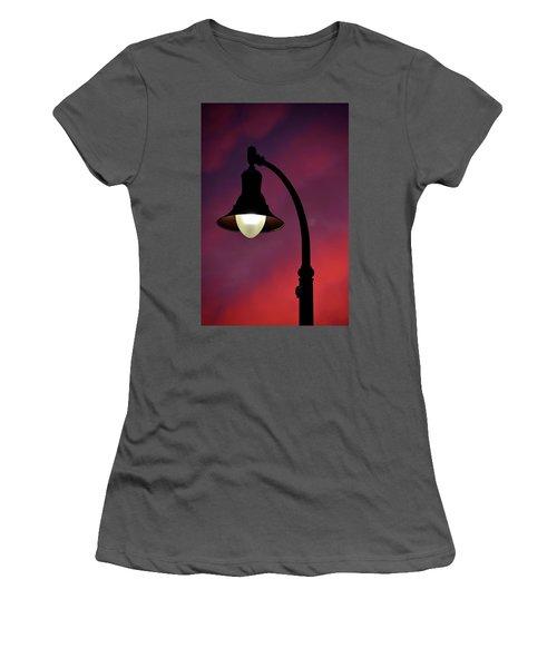 Sundowner Women's T-Shirt (Junior Cut) by Newel Hunter