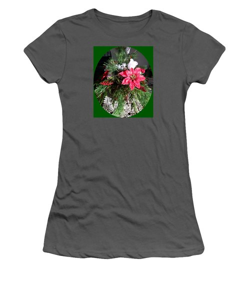 Sunlit Centerpiece Women's T-Shirt (Junior Cut) by Sharon Duguay