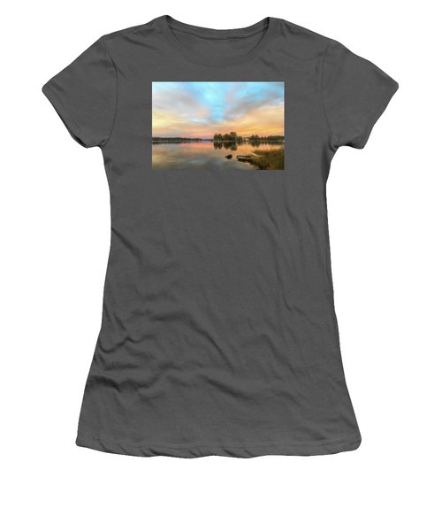 Sunrise, From The West Women's T-Shirt (Athletic Fit)