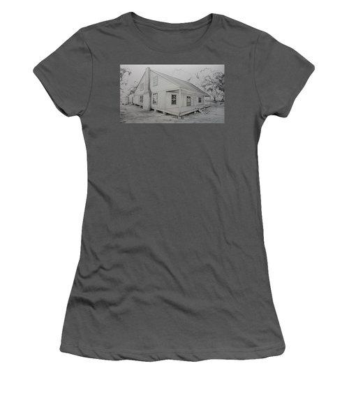Sunrise Plantation  Women's T-Shirt (Athletic Fit)