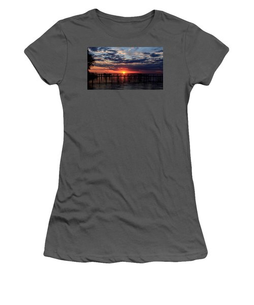 Sunset - South Carolina Women's T-Shirt (Athletic Fit)