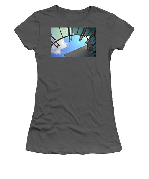 Sunshade Women's T-Shirt (Athletic Fit)