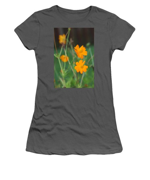 Sunshine To The Mind Women's T-Shirt (Junior Cut) by Vadim Levin