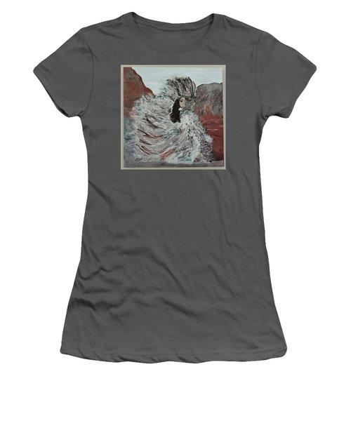 Suri Dancer Women's T-Shirt (Athletic Fit)