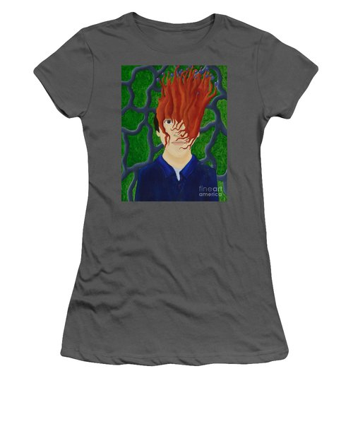 Surreal Me Women's T-Shirt (Athletic Fit)