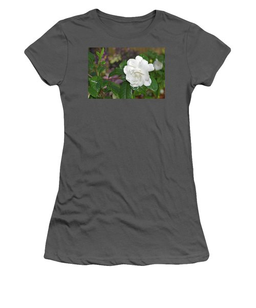 Sweet Gardenia Women's T-Shirt (Athletic Fit)
