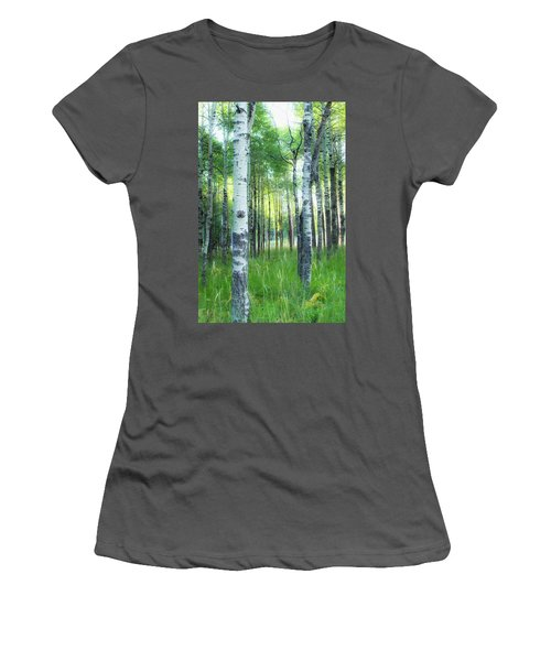 Tahoe Birch Women's T-Shirt (Athletic Fit)