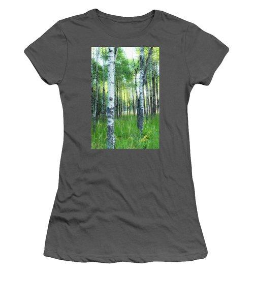 Tahoe Birch Women's T-Shirt (Athletic Fit)