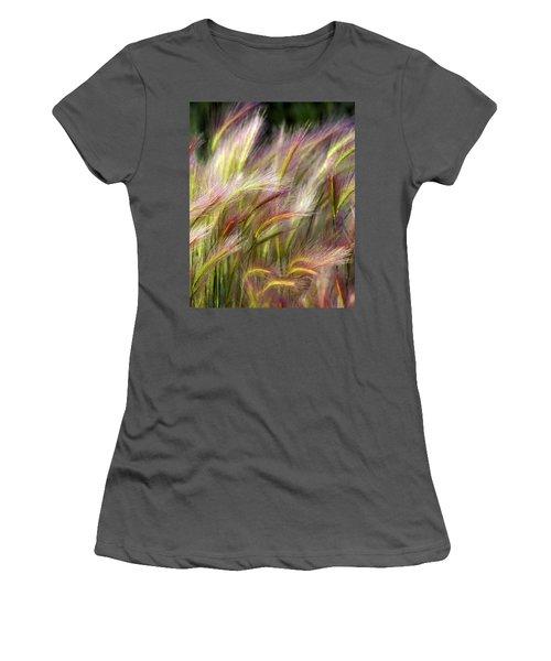 Tall Grass Women's T-Shirt (Athletic Fit)