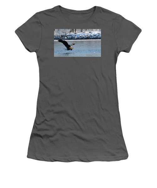 Talons Out Women's T-Shirt (Athletic Fit)