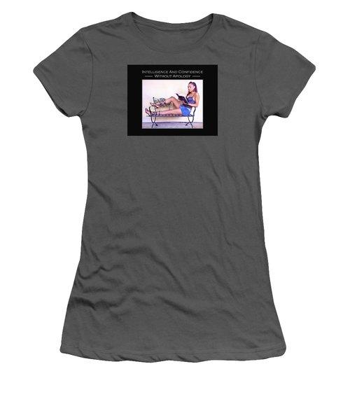 Tattoo Betty 4-142 Women's T-Shirt (Athletic Fit)