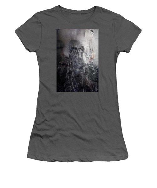 Tears Of Ice Women's T-Shirt (Junior Cut) by Gun Legler