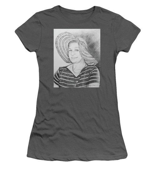 Tess Women's T-Shirt (Athletic Fit)