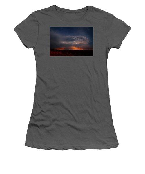 Texas Storm Women's T-Shirt (Athletic Fit)