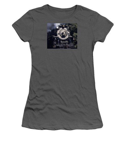 The 765 Women's T-Shirt (Junior Cut) by Jim Lepard
