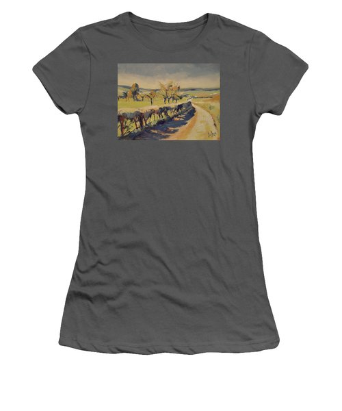The Bellet Orchard Women's T-Shirt (Athletic Fit)