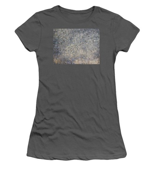 The Blue Women's T-Shirt (Athletic Fit)