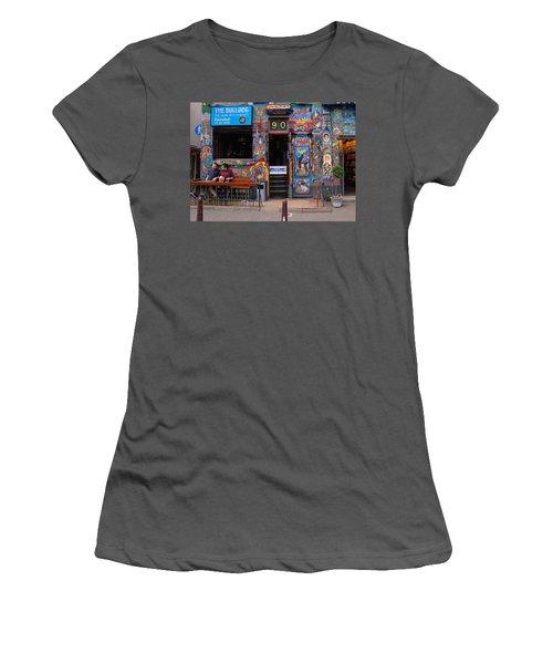 The Bulldog Of Amsterdam Women's T-Shirt (Junior Cut)