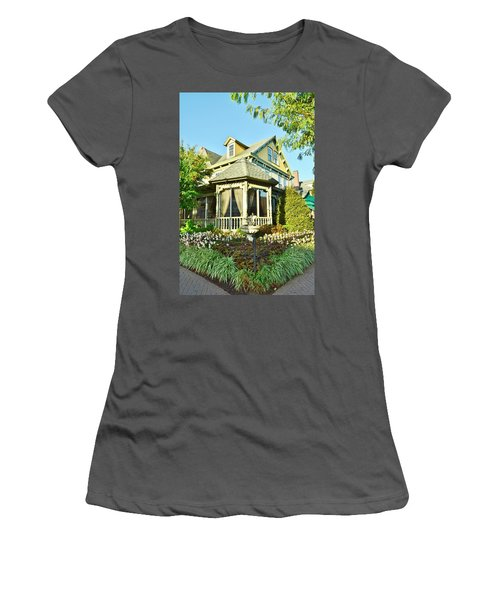 The Buttery Restaurant In Lewes Delaware Women's T-Shirt (Athletic Fit)