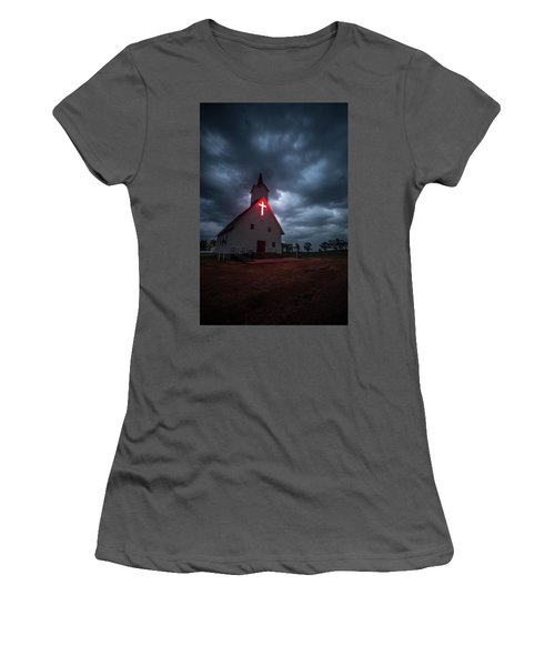 The Calling Women's T-Shirt (Athletic Fit)