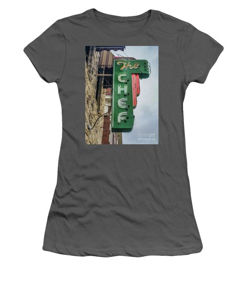 The Chef Women's T-Shirt (Athletic Fit)