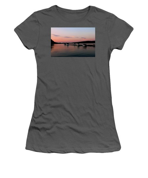 The City Of Ships Women's T-Shirt (Athletic Fit)