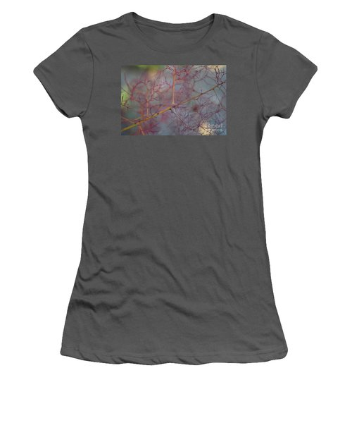 The Confusion Women's T-Shirt (Junior Cut) by Victor K