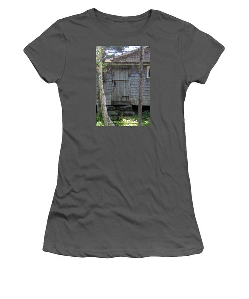 The Cottage Women's T-Shirt (Athletic Fit)