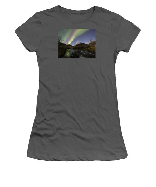 The Creek II Women's T-Shirt (Athletic Fit)