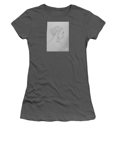 The Dancer Women's T-Shirt (Athletic Fit)