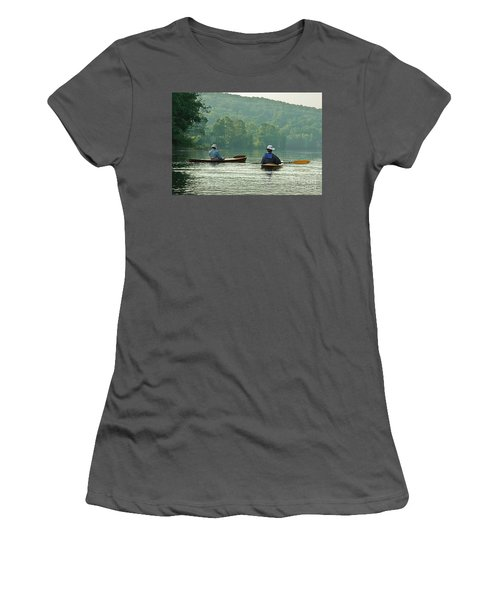 The Dreamers Women's T-Shirt (Athletic Fit)