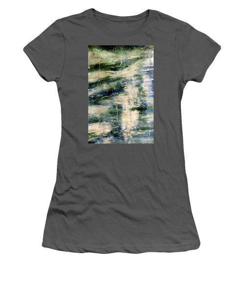 The Elements Water #5 Women's T-Shirt (Athletic Fit)