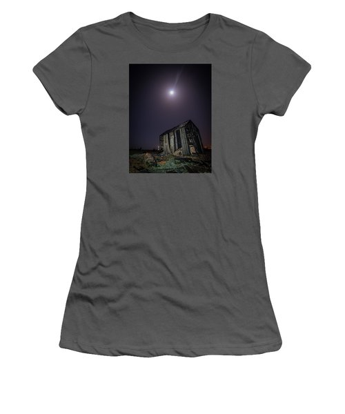 The End Is Nigh Women's T-Shirt (Athletic Fit)