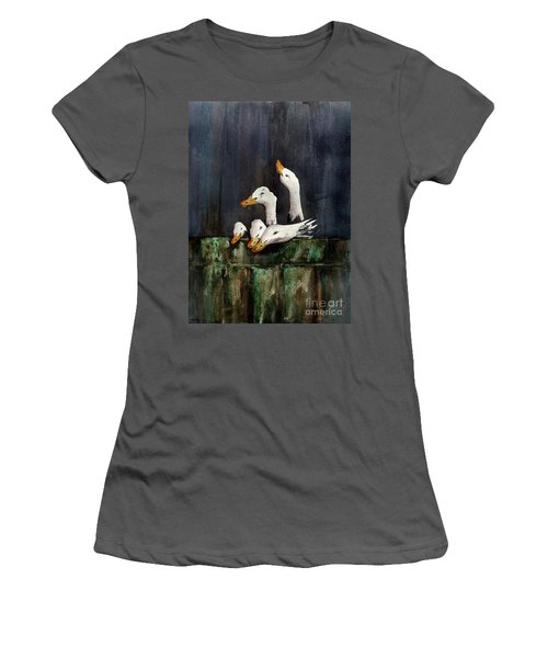 The Family Portrait Women's T-Shirt (Athletic Fit)