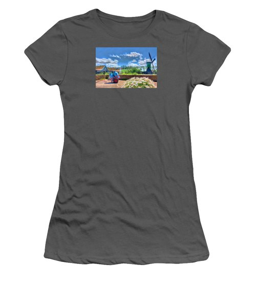 The Farm Women's T-Shirt (Athletic Fit)