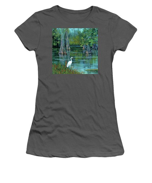 The Fisherman Women's T-Shirt (Athletic Fit)