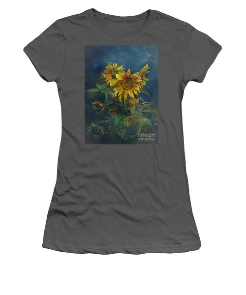 The Force Women's T-Shirt (Athletic Fit)