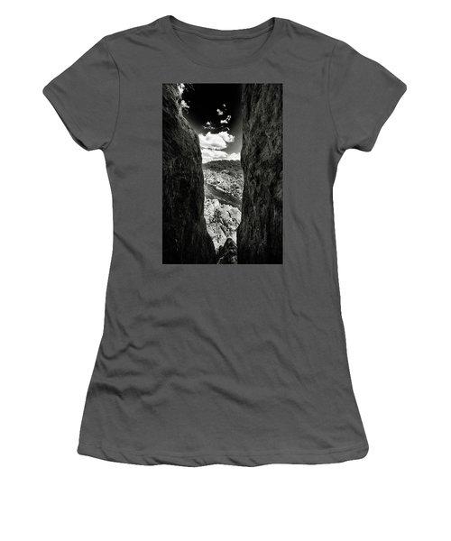 The Gap Women's T-Shirt (Junior Cut) by Paul Seymour